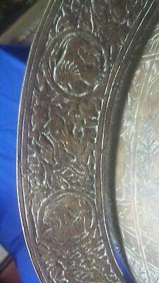 islamic globe branze h 33 inch w14 inch 8