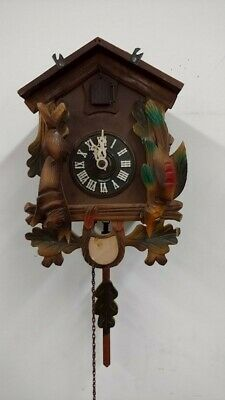 Black Forest Wall Cuckcoo Clock 3