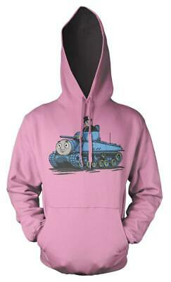 Thomas The Tank Engine Fat Controller Tank Mash up Kids Hoodie 7