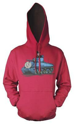 Thomas The Tank Engine Fat Controller Tank Mash up Kids Hoodie 5