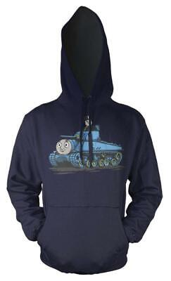 Thomas The Tank Engine Fat Controller Tank Mash up Kids Hoodie 6
