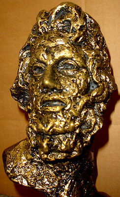 Zeus God Olympus Greek Roman Jupiter Mask Bust 17024