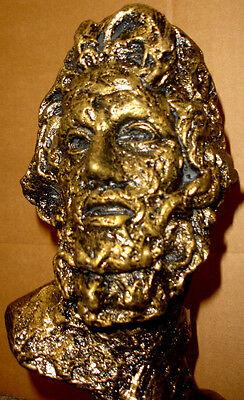 Zeus God Olympus Greek Roman Jupiter Mask Bust 17024 10