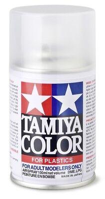 Tamiya Acryl Sprühfarbe TS-80 Klarlack matt 100ml - 85080