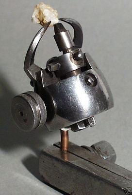 Diamantschleifen HALTER zum DIAMANT Schleifen alt. Werkzeug Goldschmied diamond 11