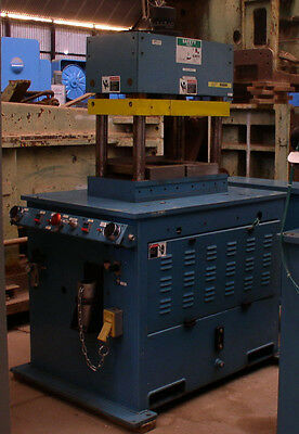 20 TON PRECO Model 1420-L 4-Post Hydraulic Press
