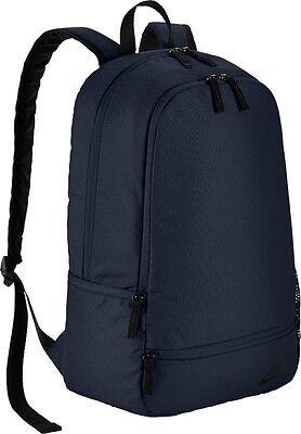 Nike Backpacks Duffel Drawstring Sports Gymsack Rucksack School Mens Bags Black