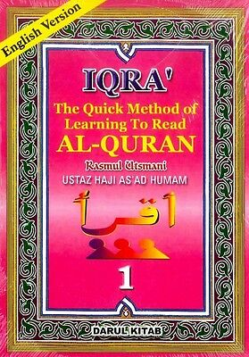 IQRA: Quick Method of Learning to Read Quran (Step by Step) (6 Books) 5