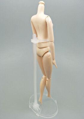 10pcs Transparent Doll Stand Support for 1/6 Dolls Prop Up Model Display Holder 7