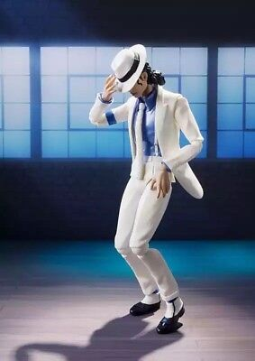Michael Jackson Smooth Criminal Action Sammler Figur King Of Pop Fan Artikel NEU