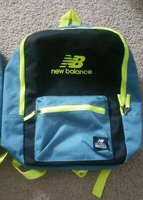 NEW BALANCE NB Booker Jr. Backpackbookbag; Riptide Blue