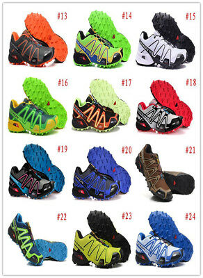 primavera estate da uomo running outdoor trekking scarpe  SPEEDCROSS 3 2