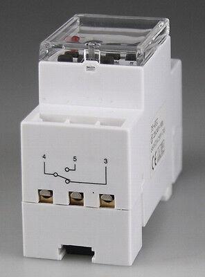 Zeitschaltuhr, Schalttafel-Einbau 230V/16A Hutschiene 3500W digitale 4