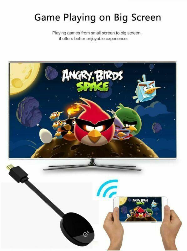 4rd Generation HDMI Digital Video HD 1080P Media Streamer For Google 4