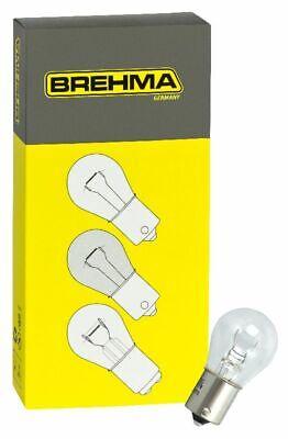 10x BREHMA P21W 12V 21W Kugellampe BA15s Bremslicht Birne Tagfahrlicht 2