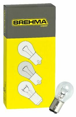 10x BREHMA P21/5W 12V 21/5W Kugel Lampe BAY15d Autolampen Birnen 3