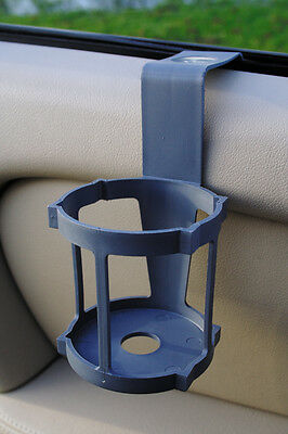 Car / Van, Cup Holder for Water Bottle, Can, Drink - Clip On Window Sill