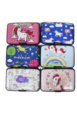 RFID CREDIT CARD HOLDER Case Protector Waterproof Anti-Theft Contactless Block 6