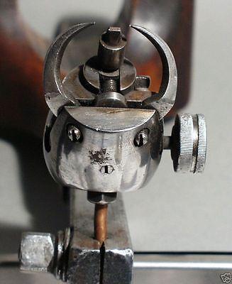 Diamantschleifen HALTER zum DIAMANT Schleifen alt. Werkzeug Goldschmied diamond 10