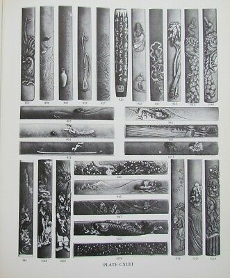 Japonés Arte & Artesanía Henry Joly & Kumasaku Tomita Catálogo Articulo Laqueado 7