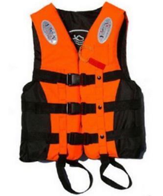 Kinder Erwachsene Schwimmweste Rettungsweste Lifejacket Schwimmhilfe Kanuweste