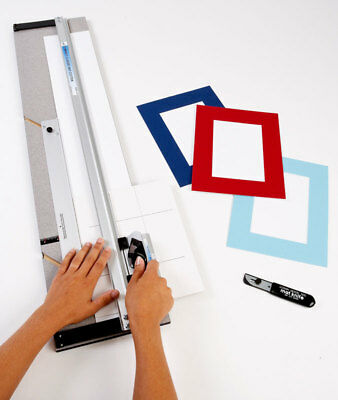 301-1 Logan Mat Cutter Compact Classic Mountboard Cutter For Picture Framing 3