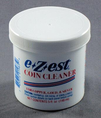 (12) 5 oz e-Zest Coin Cleaner for Silver Gold Copper eZest e-Z-est