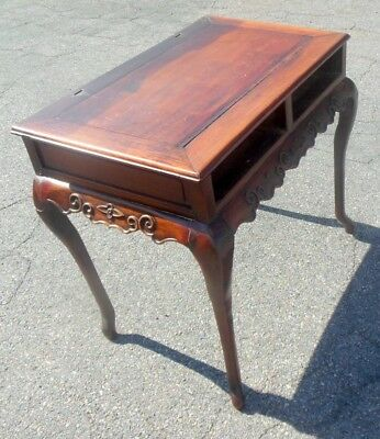 Antique Chinese DESK Table Console 10