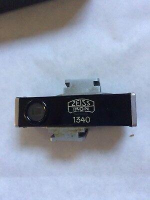 Ziess Ikon 1340 Contameter in Original Box