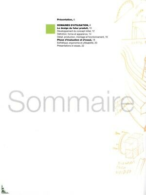 Models and prototypes for product Design, French book 7