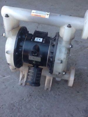 Graco Husky Diaphragm Pump D72911 3