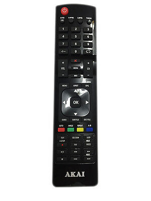 "AKAI 24"" INCH FULL HD LED TV w/ BUILT IN DVD PLAYER/PVR 2 YR WARRANTY BRAND NEW! 5"