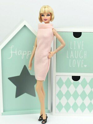 Fashion One Piece Dress For 1/6 Doll Evening Dresses Doll Clothes For 1/6 Doll 2