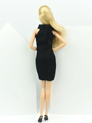 Fashion One Piece Dress For 1/6 Doll Evening Dresses Doll Clothes For 1/6 Doll 7