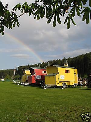 Schäferwagen, Zirkuswagen, Wohnwagen, Waldkindergarten, Gartenhaus, Ferienhaus 9