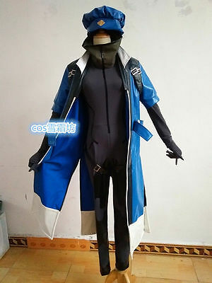 overwatch ana captain amari cosplay costume outfit jacket clothing
