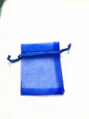 50/100 Organza Wedding Xmas Party Favor Gift Candy Bags Jewellery Packing Pouch 3
