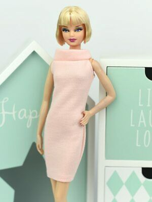 Fashion One Piece Dress For 1/6 Doll Evening Dresses Doll Clothes For 1/6 Doll 3