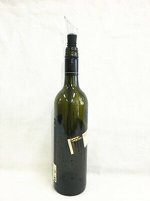 AZ Stainless Steel Chill Stick with Pour Spout, Wine Cooler, In-bottle Chiller