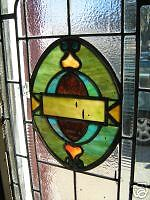 ~ Great Antique American Stained Glass Windows Jewels~ 2