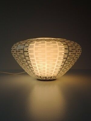 """Putzler  """" Pollux """" Deckenlampe Lampe Wilhelm Wagenfeld Extrem Selten 1952"""