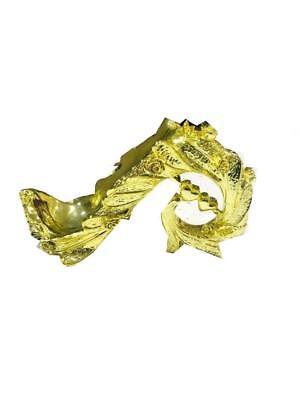 Golden Shoe Vertical Wine Holder Made of Resin Sculpture Crafts  Bar/Showcas new