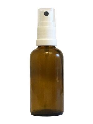 Apotheker-Sprühflaschen Braunglas Zerstäubereffekt 8 teilig 100 ml Glasflaschen 2