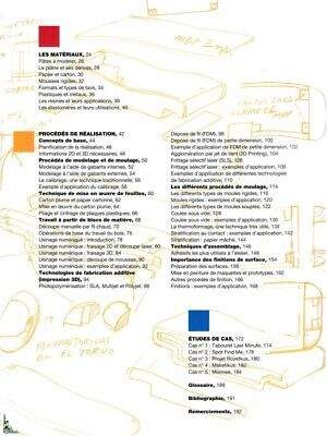 Models and prototypes for product Design, French book 8