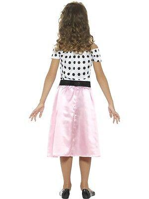 ... Bambini Ragazze Anni 50 Barboncino Costume per Rock N Roll Vestito By  Smiffys 4 c10fbe2638a