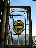 ~ Great Antique American Stained Glass Windows Jewels~ 3