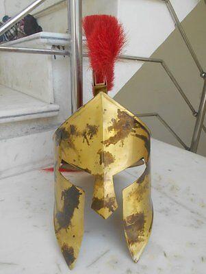 Medieval 300 Spartan King Leonidas 300 Movie Halloween Helmet Replica Role Play 4