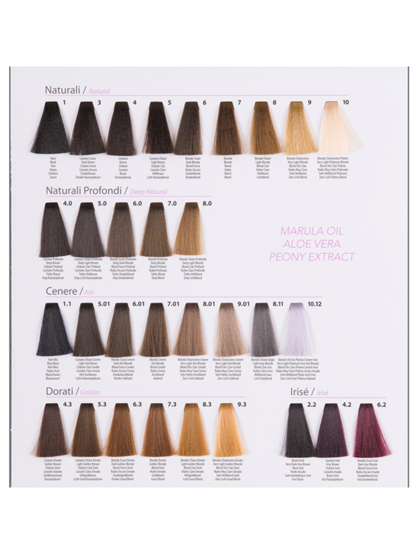 Professional Permanent Hair Colour Cream Dye 100Ml. Over 91 Shades Available 3
