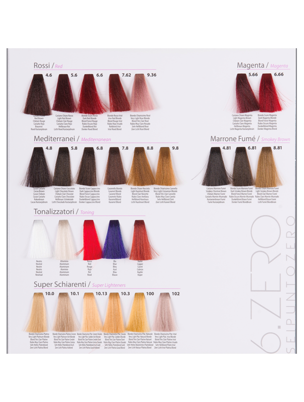 Professional Permanent Hair Colour Cream Dye 100Ml. Over 91 Shades Available 5