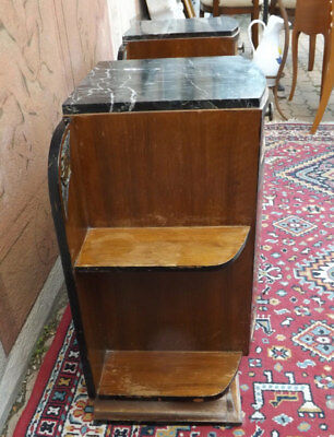 Art Deco couple of bedside wonderful design XX sec contact us for shipping 3